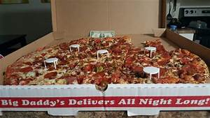 Big Daddy's Pizza - Order Food Online - 36 Reviews - Pizza ...