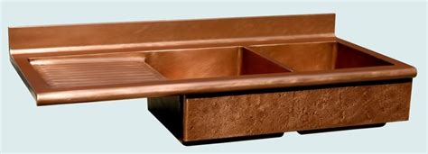 copper sinks with drainboards pin by kristi hage on for the home