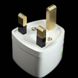Universal Uk Travel Power Adapter Plug 110v
