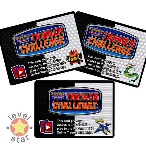 Maybe you would like to learn more about one of these? Pokemon Online CODE Card Black White Theme Decks Trainer ...