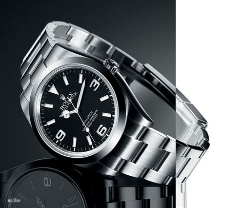 Watchtime Wednesday The Rolex Explorer 1, Review Of An