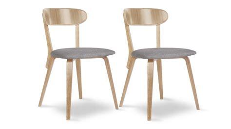 chaises cuisine bois chaise cuisine bistrot