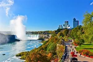 Canada, Day, In, Niagara, Falls