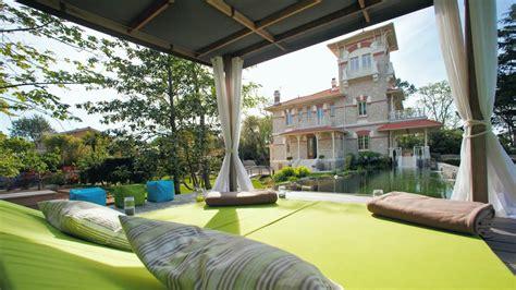 location chambre privé villa la tosca hotel de charme arcachon villa de luxe