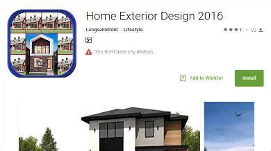 exterior design software    windows