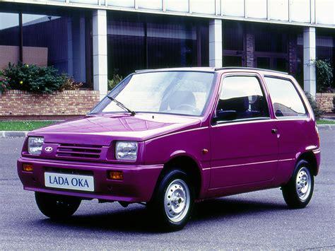 Lada A Neon by Lada Oka 3 Door Hatchback 1988