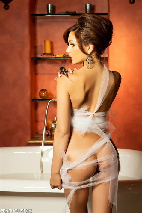 Ariana Marie In A Bathtub