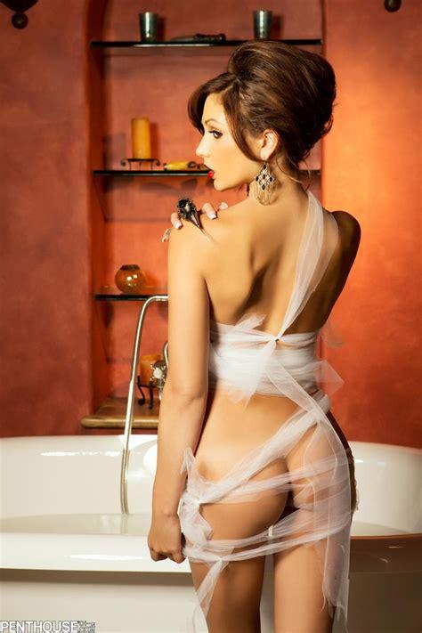 Ariana Marie In A Bathtub