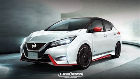 nissan leaf nismo top speed