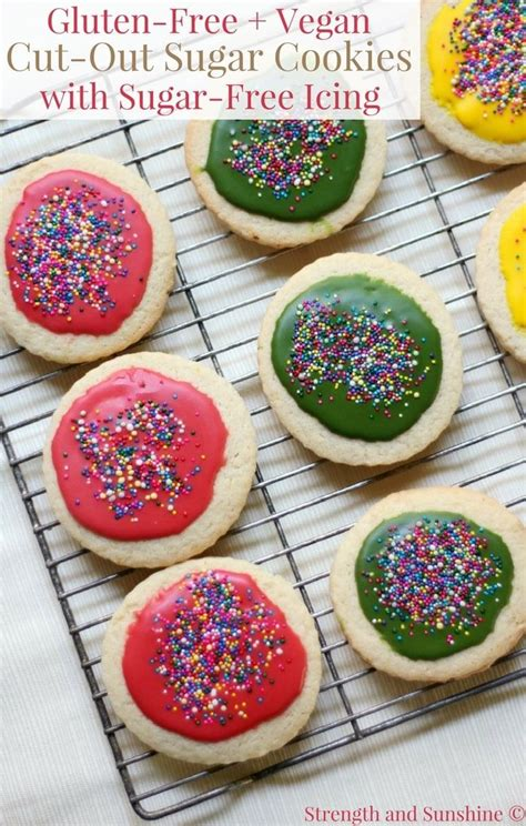 Others take the baking project very seriously and meticulously this is the easiest way to decorate sugar cookies. 13 Best Gluten-Free Christmas Cookies Recipes (Kid-Friendly)   Sugar free icing, Gluten free ...
