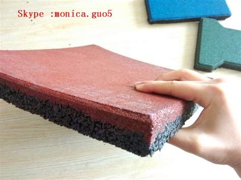 qingdao tapis en caoutchouc salle de non toxiques tapis de sol en caoutchouc salle de