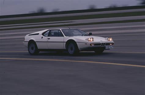 Car - History - Gallery 'Streetcar' - BMW M1 Club