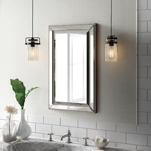 Bathroom Mirrors With Medicine Cabinet by Bathroom Mirrors You Ll Wayfair