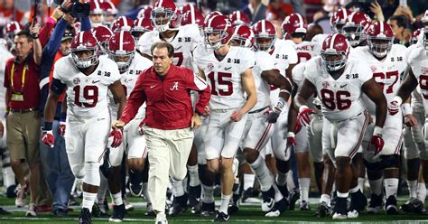 alabama football reports  secondary ncaa violations