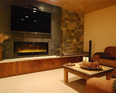 electric fireplace home design ideas renovations