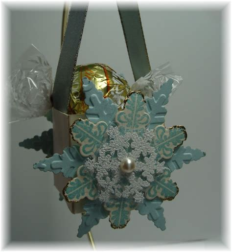 Lindt Chocolate Christmas Ornament