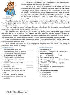 properties  matter reading comprehension worksheets