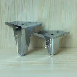 Stainless Steel Furniture Legs Feet