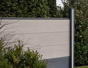 Garten Sichtschutz Günstig : sichtschutz brett groja solid steckzaun bi color wei 180x180 cm g nstig ~ Indierocktalk.com Haus und Dekorationen