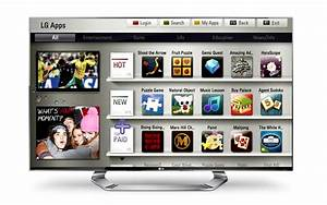 First European Connected Tv Campaign On Lg Smart Tvs Goes