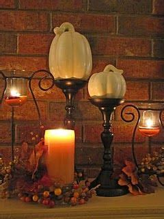 ideas  autumn decorations  pinterest fall