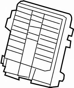 2008 Cadillac Escalade Ext Fuse Diagram