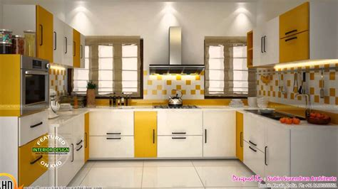Home Interiors Kitchen by Thrissur Modern Kitchen Designs Home Interiors Packages