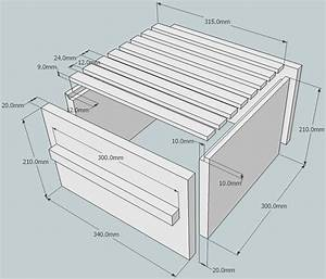 Beekeeping with the Warré hive -- Plans for constructing a