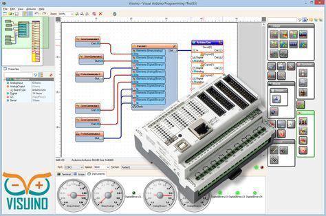 software open source plc plc arduino arduino