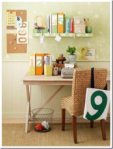 Small & Organized Workspace Inspiration - EverythingEtsy.com