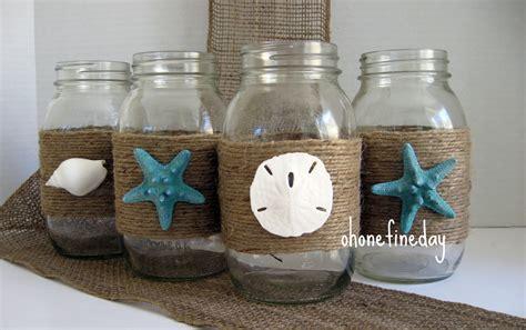 jar decor ideas oh one fine day mason jars wedding party decorations