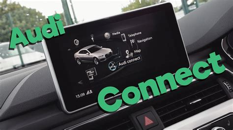 Audi Connect by Audi Connect Is It Any