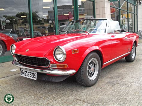 fiat  spider  sale chelsea cars