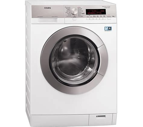 Aeg Waschmaschine by Aeg Lavamat L88409fl2 Washing Machine White Stainless