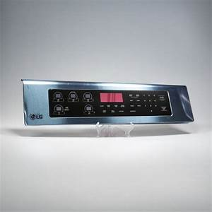 Lg Lre3023st Button-control Panel