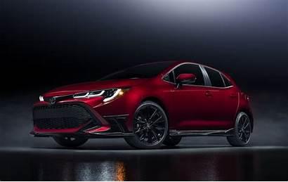 Corolla Toyota Hatchback 2021 Edition Special Heats