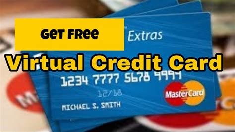 Thus, free credit card numbers from an official issuer are accessible from website or services that need verification process. How to Get A FREE VIRTUAL VISA CREDIT CARD 2018 | 100% working online use - YouTube