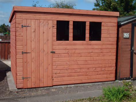 6 X 8 Pent Shed Plans by Heavy Duty T G Pent No1 Discount Shedsno1 Discount Sheds