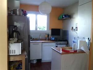 Relooking Cuisine : relooking cuisine avant votre d coratrice ~ Dode.kayakingforconservation.com Idées de Décoration