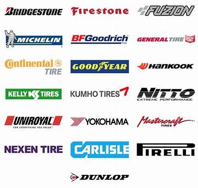 Tire Brands Major Logos Services Ok Sales