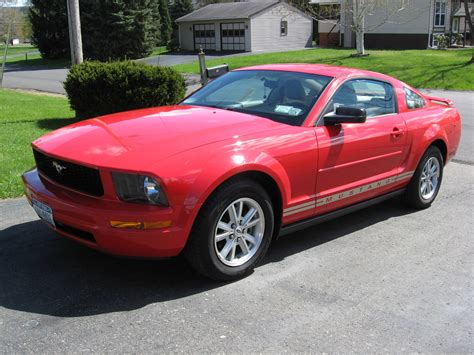 amazing 2006 ford mustang 2006 ford mustang news reviews msrp ratings with