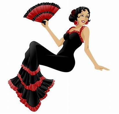 Flamenco Dancer Clipart Clip Cartoon Spain Deviantart