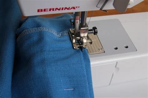 How To Create A Blind Hem