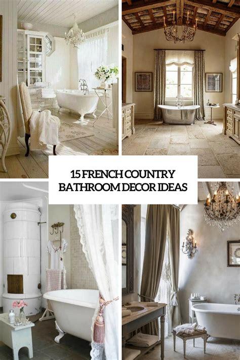 french country bathroom decor ideas obsigen