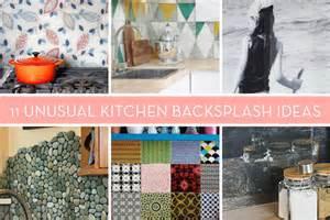 diy kitchen backsplash ideas eye 11 totally unique diy kitchen backsplash ideas curbly diy design decor