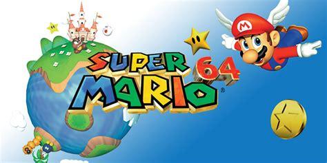 Super Mario 64 Nintendo 64 Games Nintendo