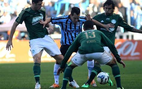 Palmeiras é roubado e só empata no Sul
