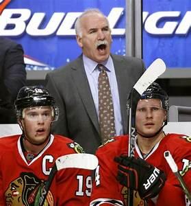 Blackhawks fire 3-time Stanley Cup-winning coach Joel ...