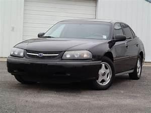 2002 Chevy Impala Ls Black