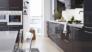 amenagement cuisine les differents modeles marie claire With modele amenagement cuisine